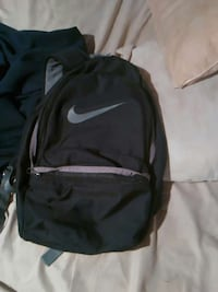 black and gray nike backpack Johnstown