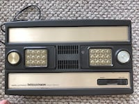 Mattel INTELLIVISION Vintage Video Game Console Washington, 20003