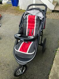 Graco Fastaction Fold Jogger Click Connect Baby Travel System Milton, 02186