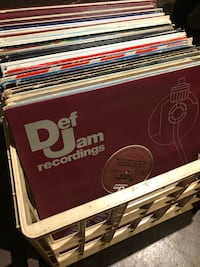 Used 80 Hip Hop R Amp B Funk And Soul Vinyl Records For