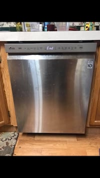 stainless steel and black dishwasher Knoxville, 37922