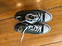 rare olive green chuck taylor converse brand new size 10 woman 8 mens  Langley, V2Z 2Y3