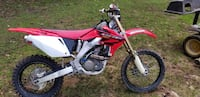2004 crf250x amazing bike just don't have time to ride it anymore. Bored to a 280 with 5 hours on rebuild. 2200 obo Mechanicsville, 23111