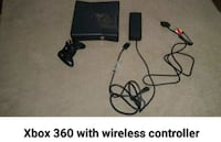 Xbox 360 with wireless controler South Bend