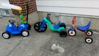 Tricycles and quad - make offer  New York