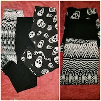 Leggings bundle (3 pcs) Size M all for $5 Long Beach, 90806