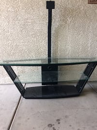 Glass TV stand Henderson, 89122