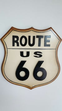 Treplate route us 66