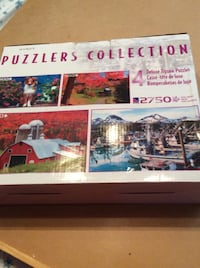 JUST REDUCED 4 Puzzles Rockville, 20852