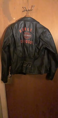 womens  HD leather jacket Laconia, 03246
