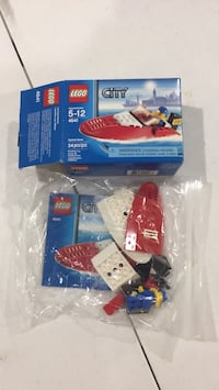 LEGO Speed Boat (City) Burke, 22015