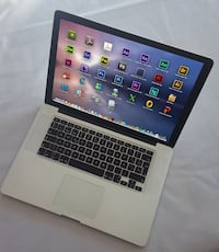 "MacBook pro 15"", 4GB, 320GB"