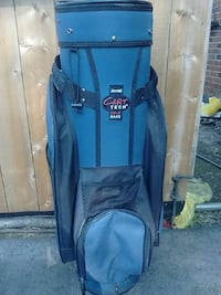 gray Cart Tech golf club bag\ Oshawa, L1J 3W5