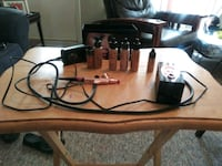 Luminess beauty airbrush system with 4 foundations