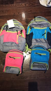 Pottery Barn Kids backpacks and lunch bags Barrie, L4M 0A5