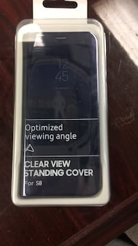Clearing view standing cover for Samsung s9 s8 535 km
