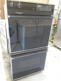 Whirlpool wall double oven