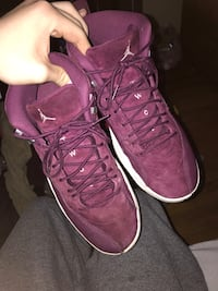 Air Jordan 12 Bordeaux size 11 St Catharines, L2R