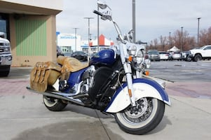 2014 INDIAN MOTORCYCLE CHIEFTAIN