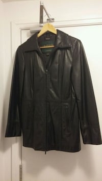 Danier leather jacket - ladies small Toronto, M8Y 3H8