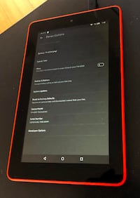 Kindle Fire (5th Gen) Edgewater