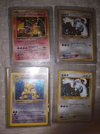 Pokemon trading cards  San Francisco, 94124