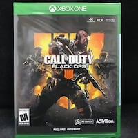 Xbox one call of duty game case Upland, 91784
