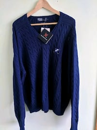 Polo Ralph Lauren vintage sweater new with tags size large Surrey, V3V