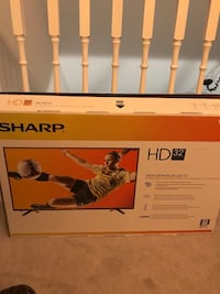 Sharp 32 new HD in box never used