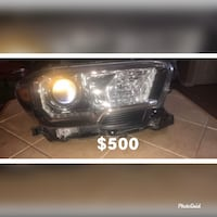 2017 Toyota Tacoma TRD headlights Edinburg, 78542