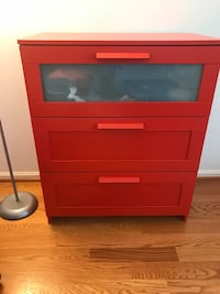 """Three drawers dresser 36""""H*19""""W*16""""D  , I have two $60 each Vienna, 22182"""
