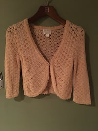 Crochet Cardigan Sweater • Small  $4 Hackensack, 07601
