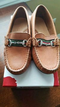 Italian Leather Moccassin Toddler Mississauga, L5V 2Y1