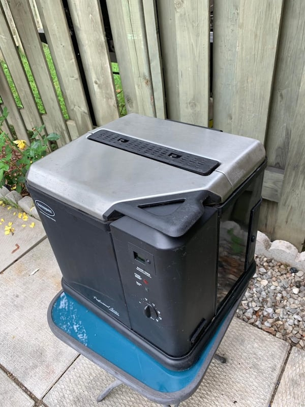 Electric fryer  5