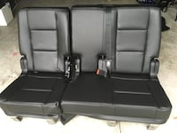 Black leather back seat Ford Explorer Kissimmee, 34758