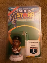 Micro mini All-Stars action figure Gaithersburg, 20877