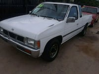Nissan - Pick-Up / Frontier - 1995 Dallas