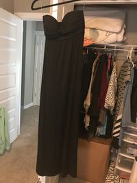 women's black sleeveless dress Sherwood Park, T8H 0V9