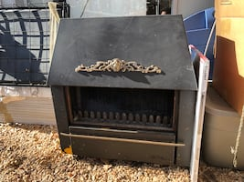Efel wood burning stove