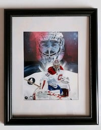 Carey Price  Montreal Canadiens 8x10 framed #63-BB Laval, H7P 5V3