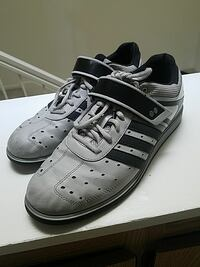 Power lifting shoes.
