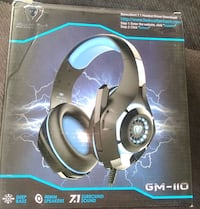 PlayStation 4, Xbox One, PC, gaming headset