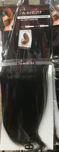 S-noilite clip-in hair extensions Albuquerque, 87105