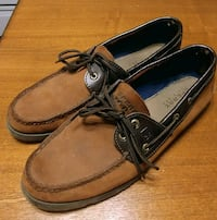 Sperry Topsider Leather Boat Shoes 11.5 San Diego, 92111