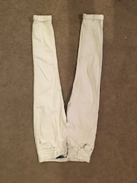 white and gray track pants Cypress, 77429