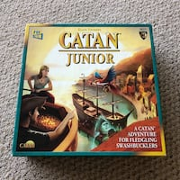 Settlers of Catan junior Vancouver, V6B 1E3