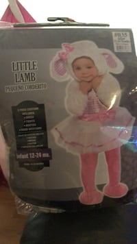 little lamb costume for 12-24 mos Montgomery Village, 20886