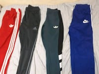 Authentic Adidas and Nike Sweatpants 551 km