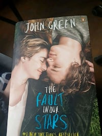 The Fault in our Stars and Paper Towns by John Green Brampton, L6R 1H5