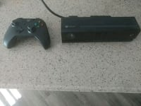 black Xbox One Kinect with controller Jacksonville, 28540